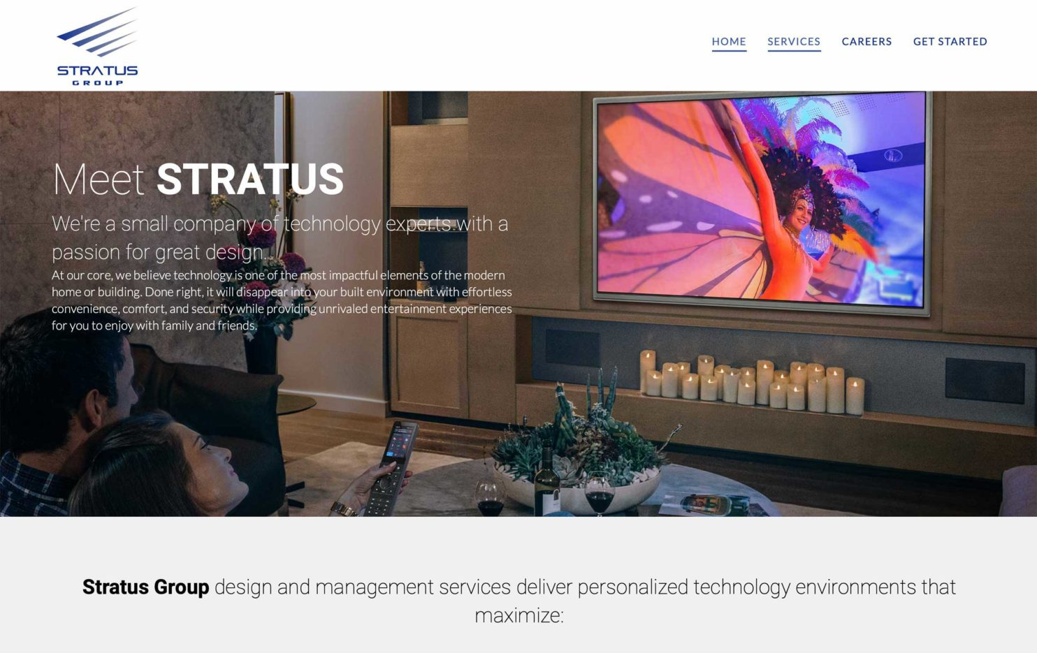 Stratus Group Blend Web Marketing